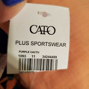 Cato Pants - Palazzo Wide Leg Pants by Cato